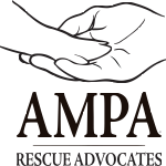 AMPA Rescue Advocates Logo BW