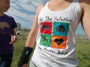 spay neuter shirts